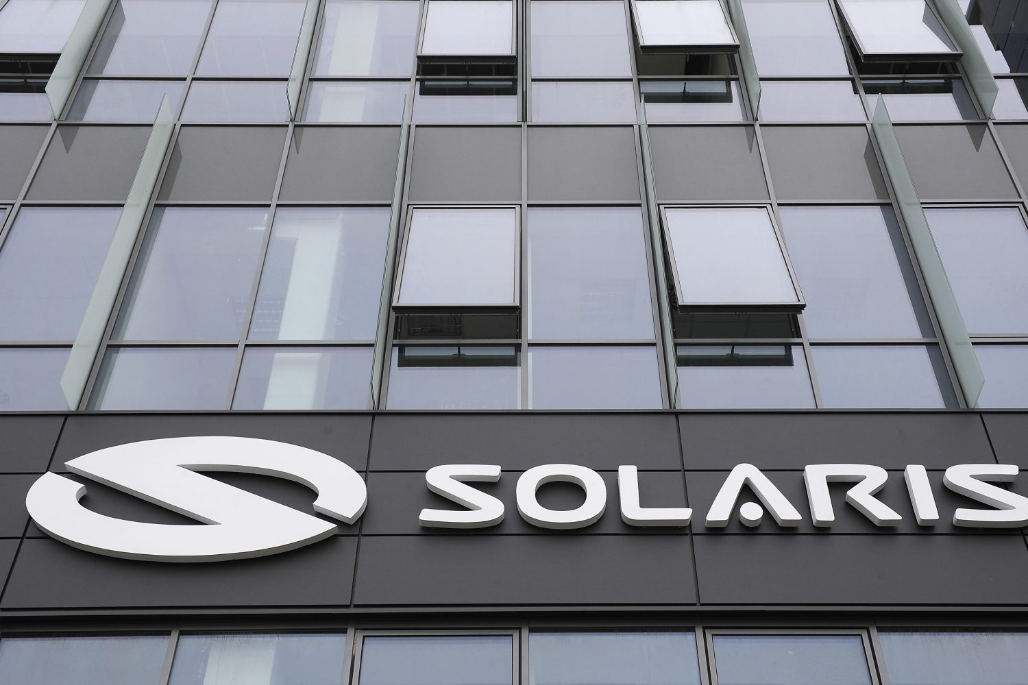 Solaris – manufacturing hall