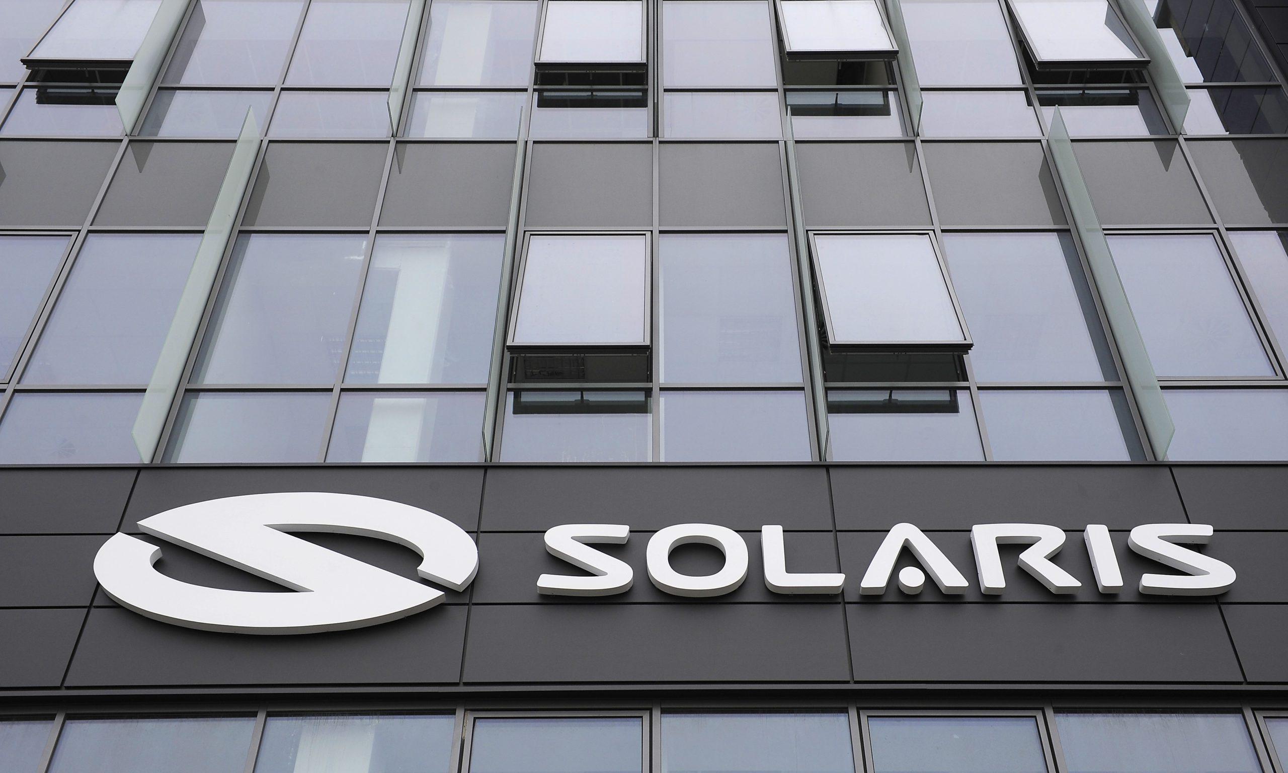 Solaris – hala produkcyjna