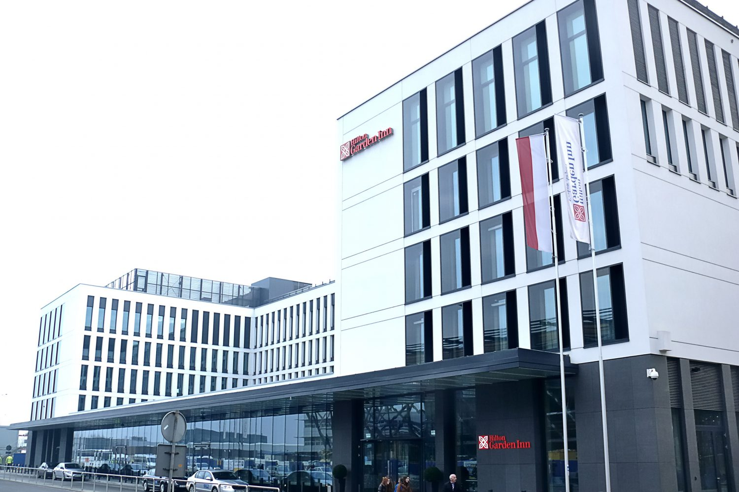 Hilton Hotel in Cracow-Balice