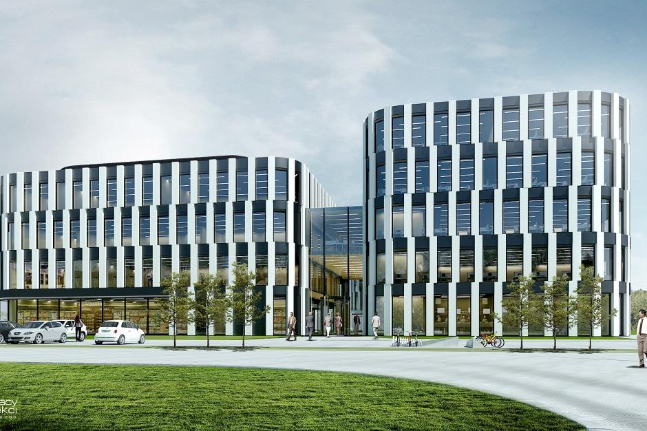 Eiffage Polska Budownictwo zbuduje DL Center Point II Katowice
