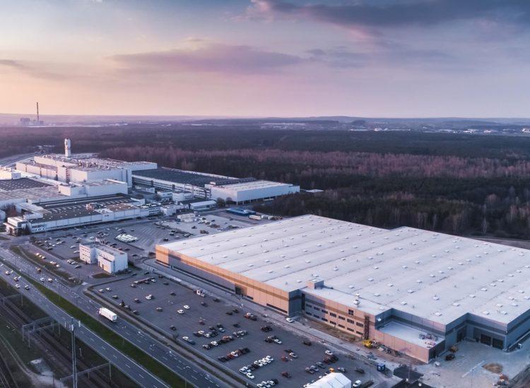 Eiffage: nowa hala dla Volkswagen Poznań wAntoninku