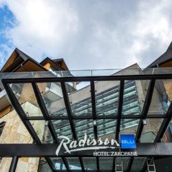 Hotel Radisson Blu Hotel & Residences naAntałówce wZakopanem