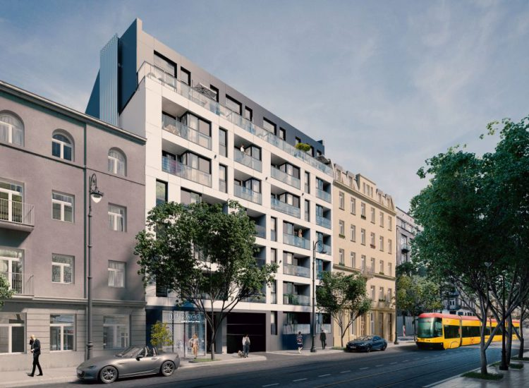 Stalowa 27 – the new project of Eiffage Immobilier Polska in Warsaw