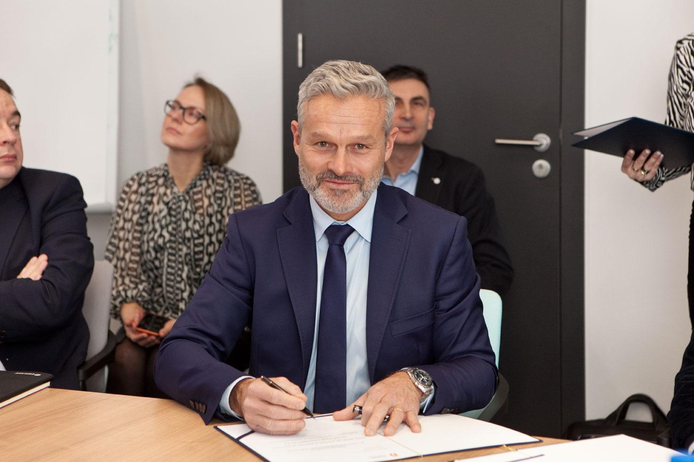 Eiffage Polska Budownictwo S.A. dołącza doprestiżowego grona sygnatariuszy Porozumienia dla Bezpieczeństwa wBudownictwie