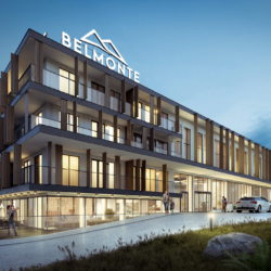 A consortium of Eiffage will build Belmonte Hotel & Resort – the first five-star hotel in Krynica-Zdrój