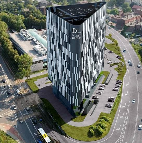 A consortium of Eiffage will build a high-class office building in Katowice