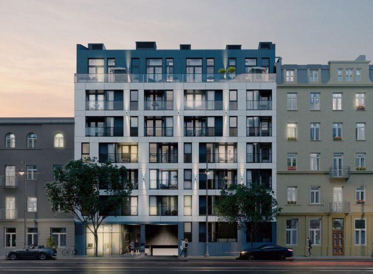 """""""Stalowa 27"""" – rusza budowa nowej inwestycji mieszkaniowej na warszawskiej Pradze"""