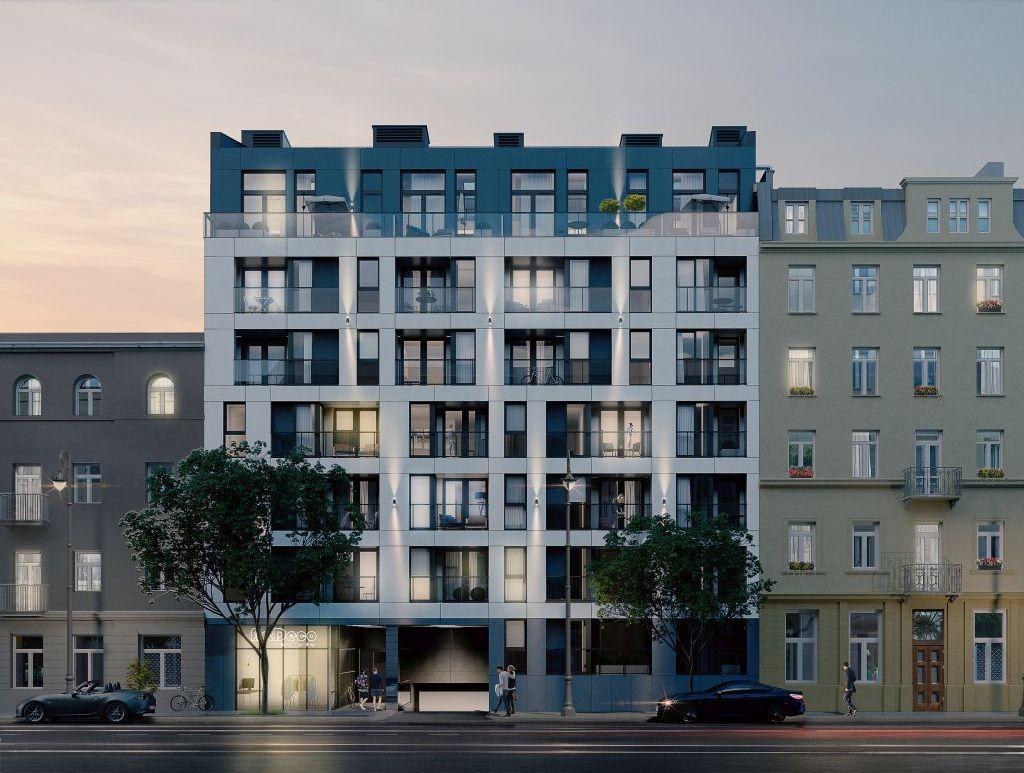 """""""Stalowa 27"""" – rusza budowa nowej inwestycji mieszkaniowej nawarszawskiej Pradze"""