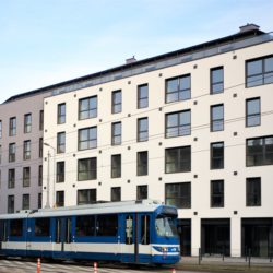 """Dom przy Źródle"" in Krakow received final occupancy permit. First apartments' owners are moving in"