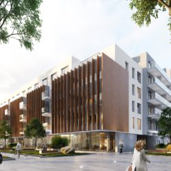 Eiffage Immobilier Polska chose Savills to Build To Rent development pipeline in Poland