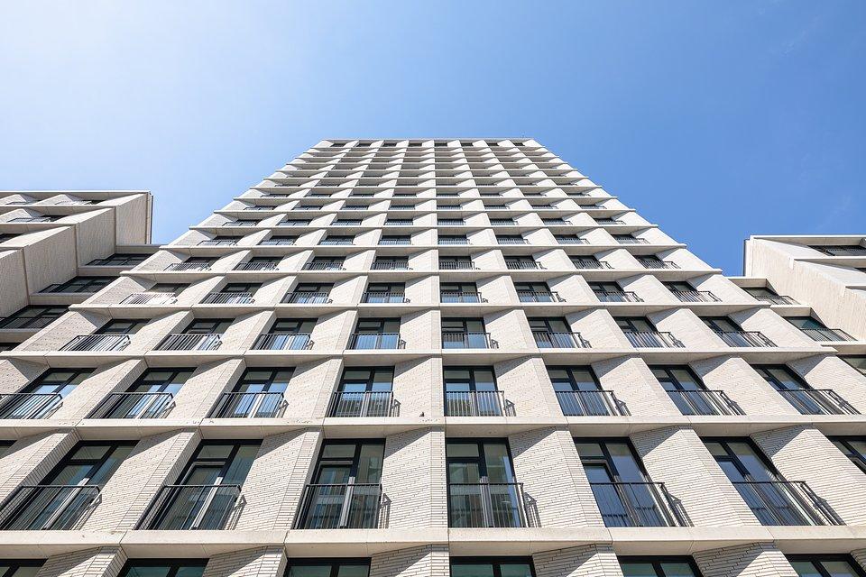 Konsorcjum spółek Eiffage wPolsce zakończyło budowę Apartamentów przy Bramie naBrowarach Warszawskich