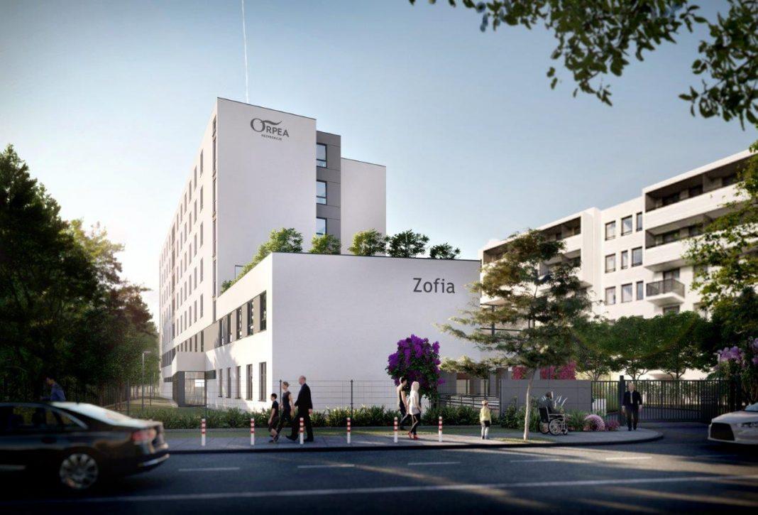 Rusza budowa Rezydencji Zofia – pierwszego Domu opieki premium Grupy ORPEA wKrakowie